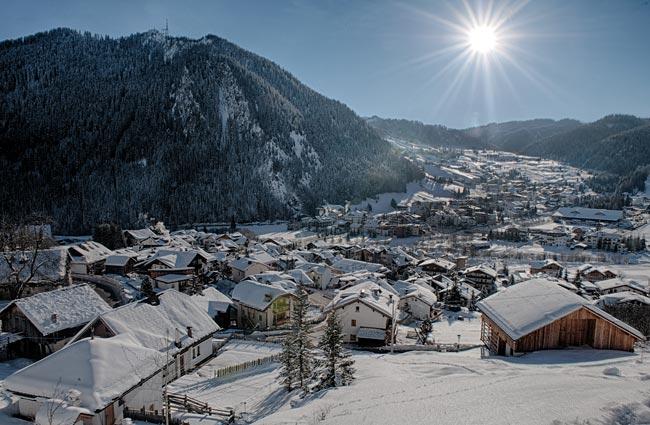 Fotografo Corvara in Val Badia