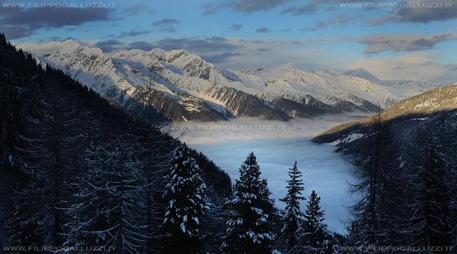 Speikboden, ahrntal winter photography