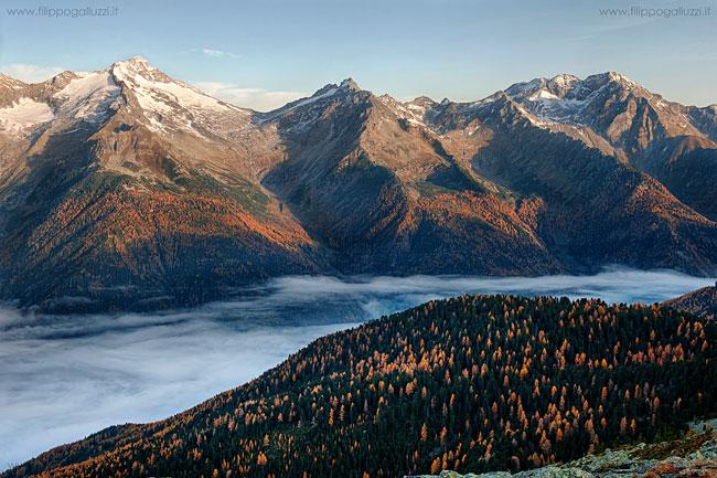 Valle Aurina,Ahrntal