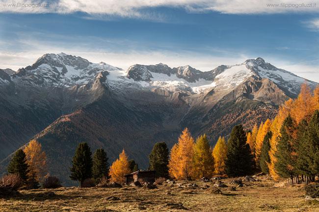 valle aurina,ahrntal Gruber Alm