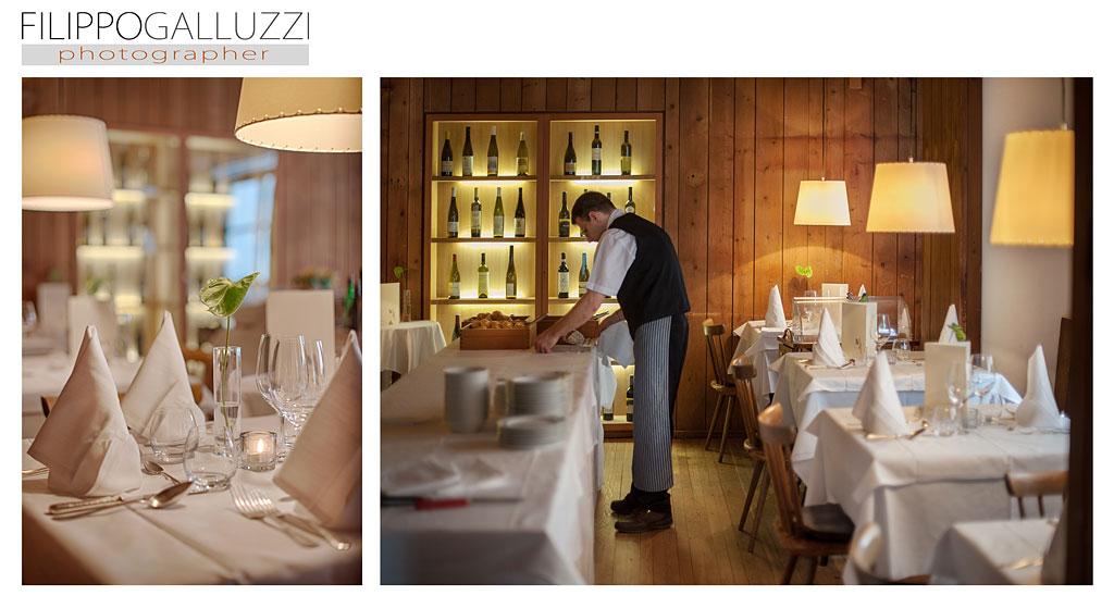 hotel photography in sudtirol , brunek, pustertal