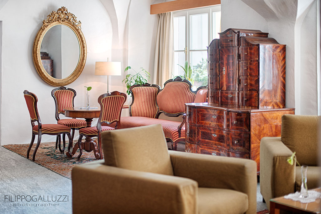 Hotel photography in sudtirol