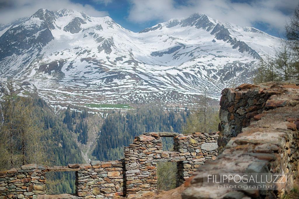 ahrntal landscape - predoi