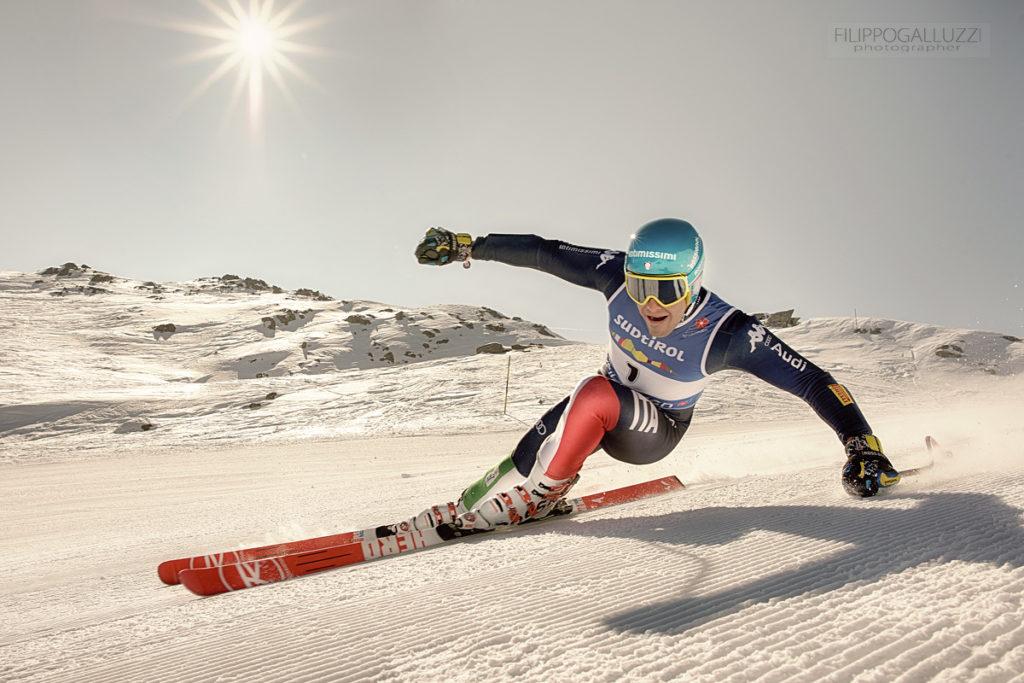 Christof Innerhofer - Filippo Galluzzi Fotografo